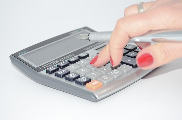 Taschenrechner als Counter