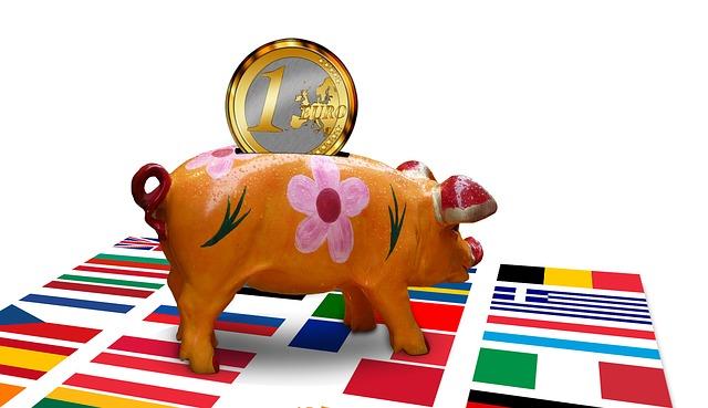 Niedrige Zinsen bei Banken